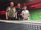 Výsledky turnajů podzim 2017 kulečník a stolní tenis