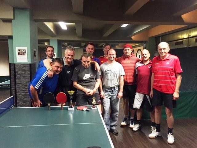 Výsledky turnajů v poolbilliardu a ping pongu, turnaje v Holandském Billiardu skončili
