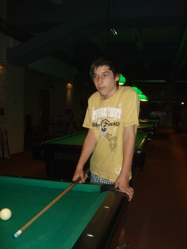 Ivanec Bohdan billiard - kulečník Praha 10