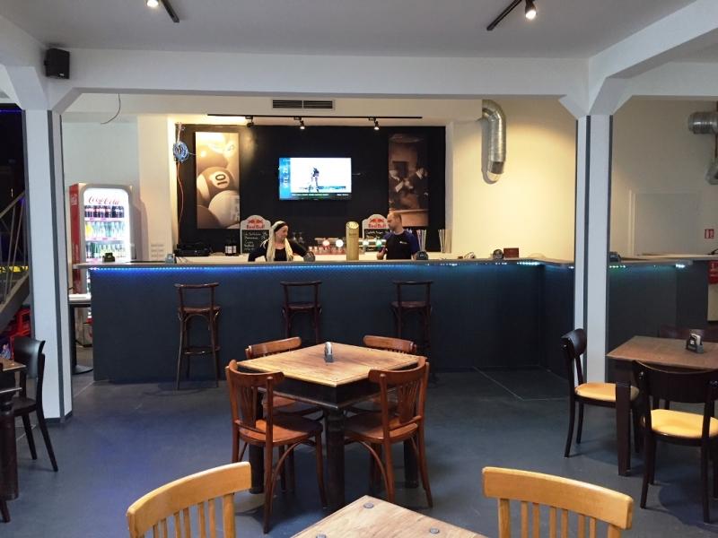 Otevřena Café Harlequin, každý den 13 - 22, o svátcích 10 - 22 hod.