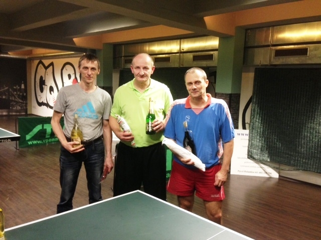Stolní tenis turnaje