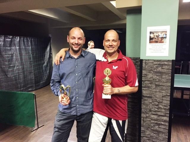 Výsledky amatérských turnajů v kulečníkovém klubu Harlequin