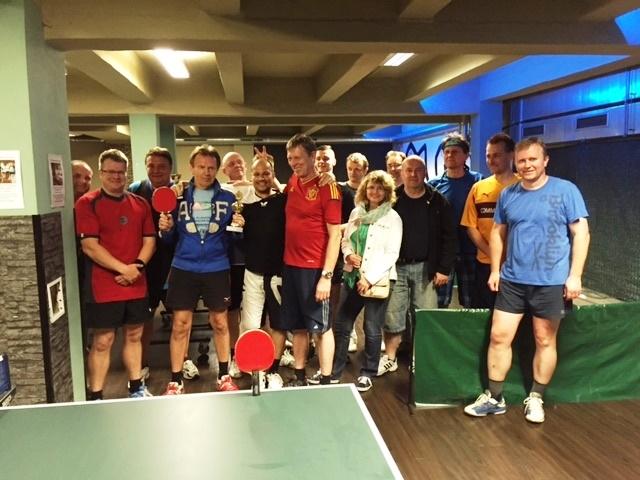 Výsledky turnajů v kulečníku a stolním tenise v kulečníkovém klubu Harlequin Praha