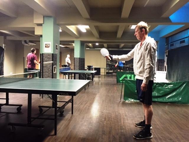 Ve třetím turnaji v ping pongu rekord, 30 hráček a hráčů!! Vítězí Honza Hamáček!