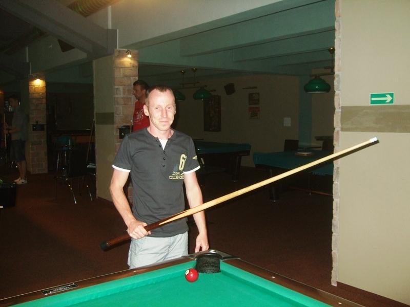 Bouček  billiard - kulečník Praha 10