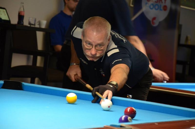 Extraliga v poolbilliardu 9 ball za námi, Pavel Balaštík na třetím místě!